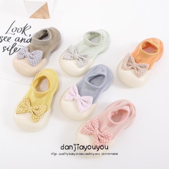332# Giày bún - Giày tập đi siêu mềm cho bé giá rẻ