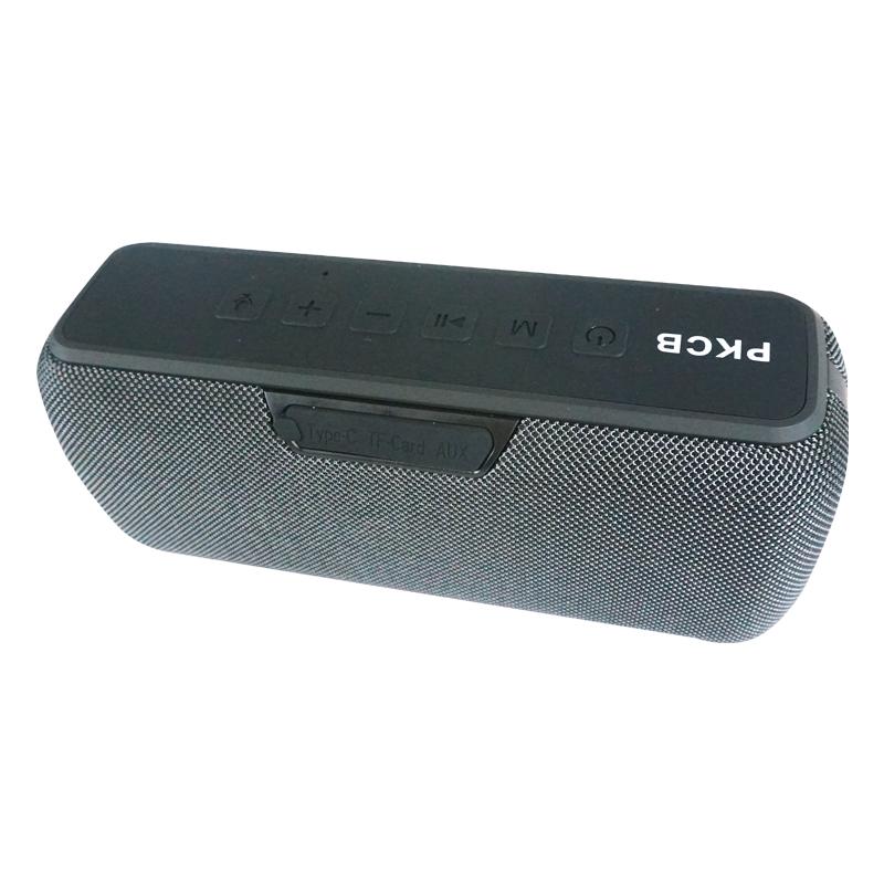 [VOUCHER 7%]Loa bluetooth không dây công suất lớn 60W Bass trầm âm PKCB92 - Hãng chính hãng