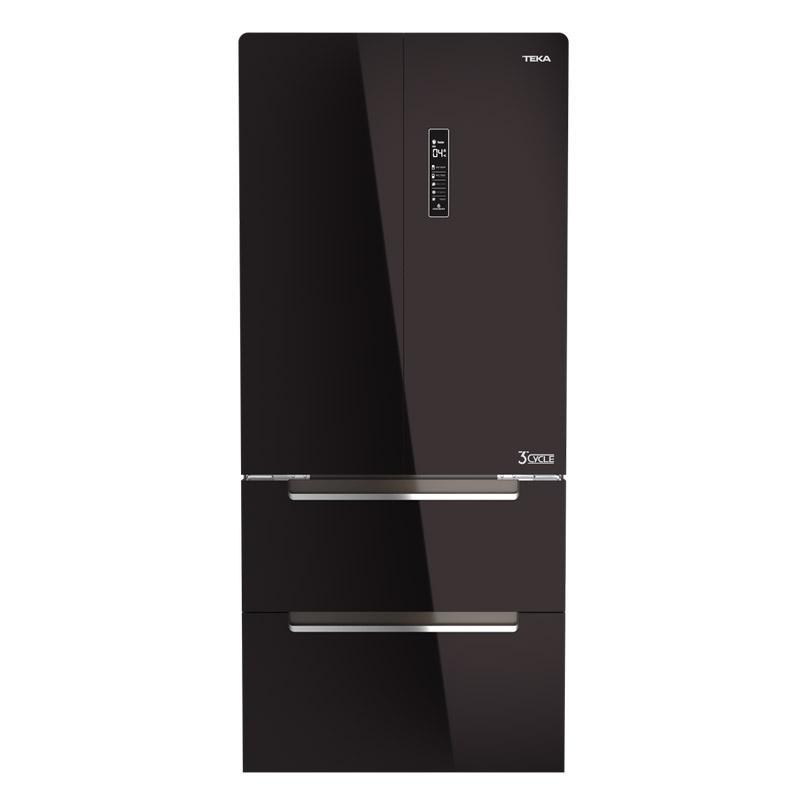 Tủ lạnh side by side TEKA RFD 77820 GBK