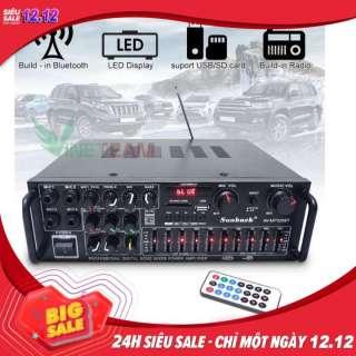 Ampli 220V 12V Bluetooth Sunbuck 326BT thumbnail