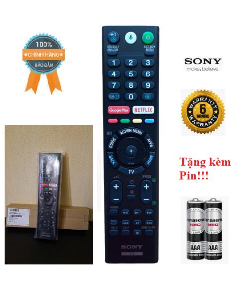 Remote Điều khiển tivi Sony giọng nói RMF-TX310P- Hàng mới chính hãng Full Box 100% Tặng kèm Pin