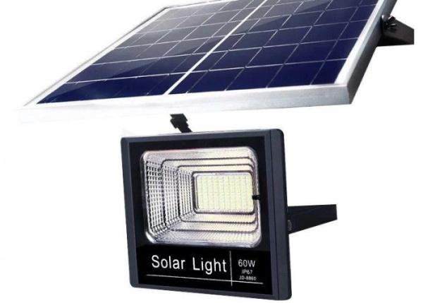 Đèn Năng lượng mặt trời công suất 60W