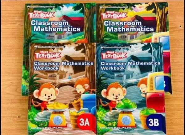 Sách Giáo Khoa Toán Singapore Lớp 3 (set 4 cuốn )