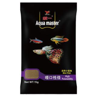Thức ăn cám Aqua Master cho cá bảy màu cá nhỏ cá nhiệt đới thumbnail