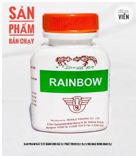 Sản Phẩm Nuôi Gà Đá Rain Bow thumbnail