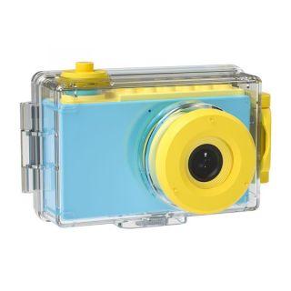 Máy ảnh CLEVER HIPPO TOY - Máy chụp hình chống nước - xanh sành điệu - MÃ SP YT007 BL thumbnail