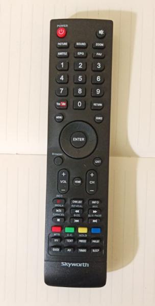 Bảng giá Điều khiển tivi Skyworth các dòng 32TB 43U5 50U5 55U5 43S3 40S3 43TB 49W Smart TV - Hàng tốt