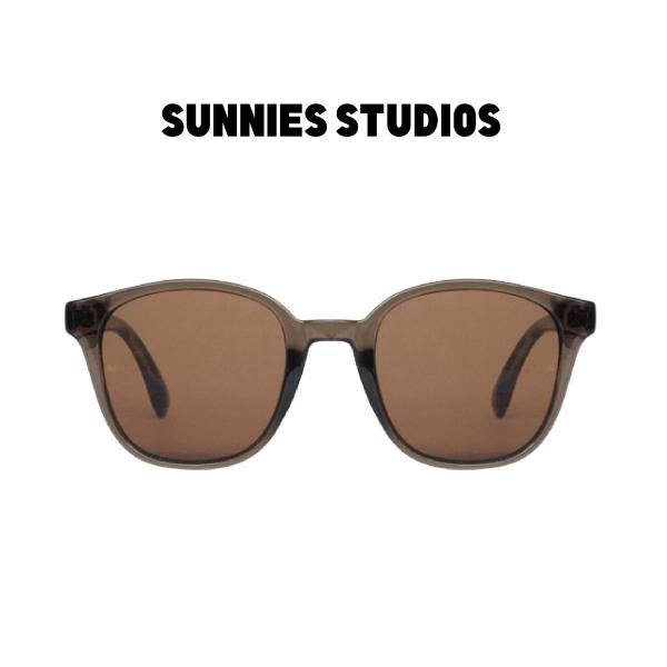 Mua Kính mát Sunnies Studios Gọng Tròn Neo in Mink