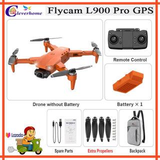 Flycam ZLRC L900 PRO, Wifi 5G, Camera 4K UHD góc rộng, Gimbal 2 Trục chống rung, Động cơ không chổi than, Tầm xa 1200m bay 28 phút thumbnail