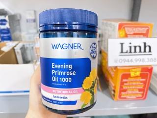 Thực phẩm chức năng Viên tinh dầu hoa anh thảo Wagner Evening Primrose Oil 1000 thumbnail