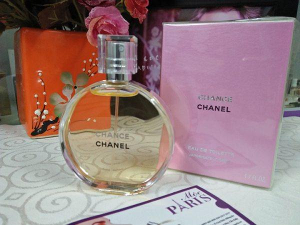 Nước hoa Nữ Chanel Chance EDT 100ml ( hàng auth )