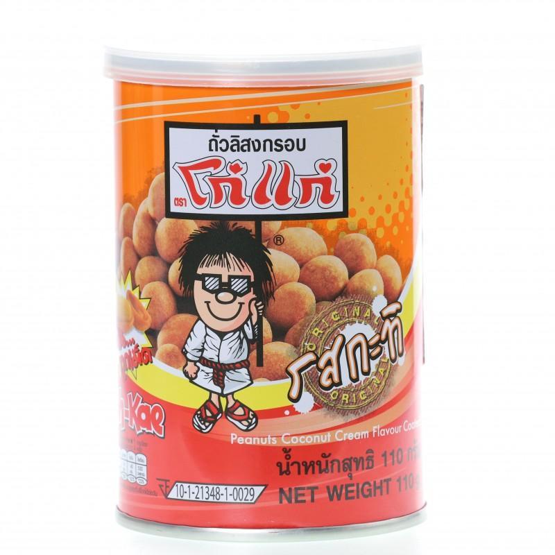 Đậu phộng Koh-Kae vị kem dừa lon 110g