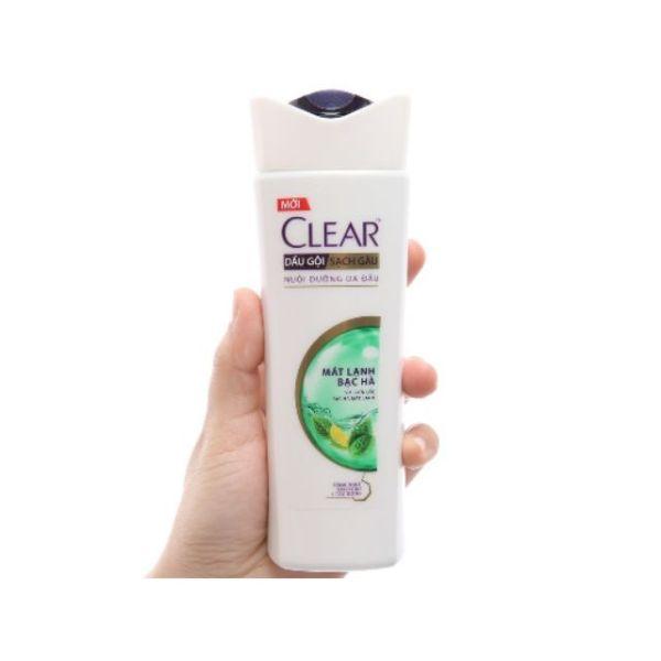 DầU GộI Clear BạC Hà 175G giá rẻ