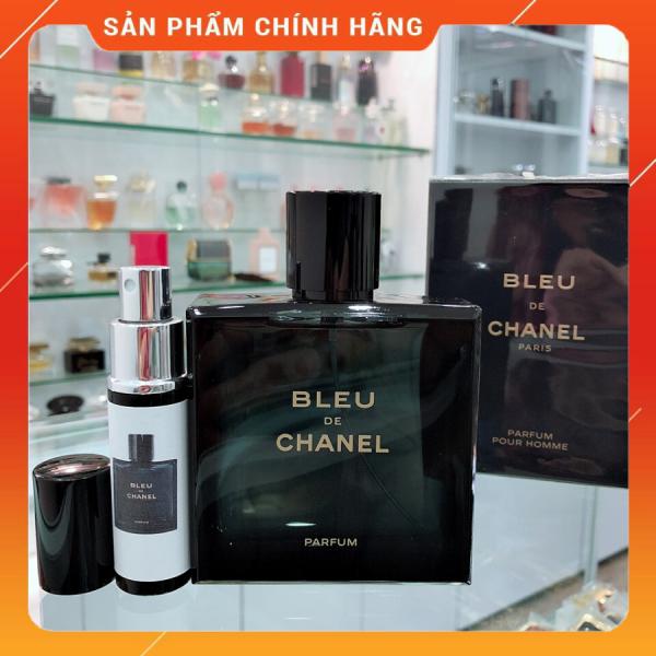 [Nắp Nam Châm] Nước Hoa Nam Nữ Cao Cấp BIeu Parfum E009886 100ml Cao Cấp