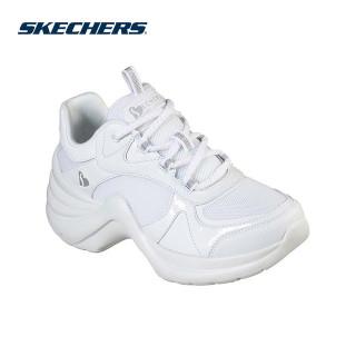 Skechers Nữ Giày Thể Thao Solei St. Street - 74193-WHT thumbnail