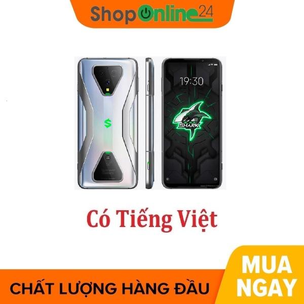 Điện thoại Xiaomi Black Shark 3 8/128Gb - Hàng nhập khẩu