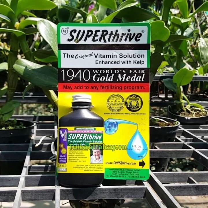 Superthrive kích thích tăng trưởng cho lan 60ml