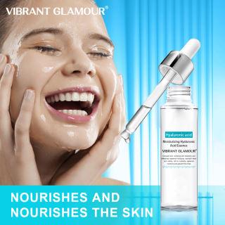 Tinh chất huyết thanh collagen chống lão hóa thu nhỏ lỗ chân lông dưỡng ẩm da VIBRANT GLAMOUR - INTL