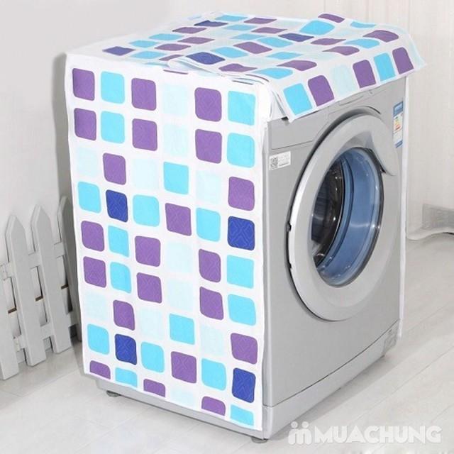 Áo phủ máy giặt loại dày cao cấp