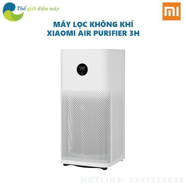 Bảng giá [Bản quốc tế] Máy lọc không khí Xiaomi Air Purifier 3H - phân phối Digiworld - Shop Thế giới điện máy