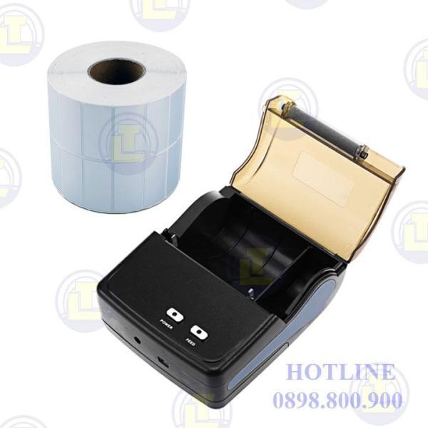 Máy in mã vạch cầm tay Highprinter HP-150 ( khổ 80mm)