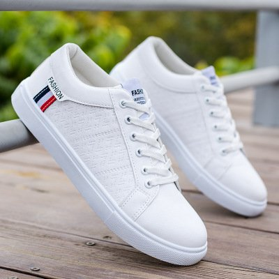 Giày sneaker thể thao nam màu trắng