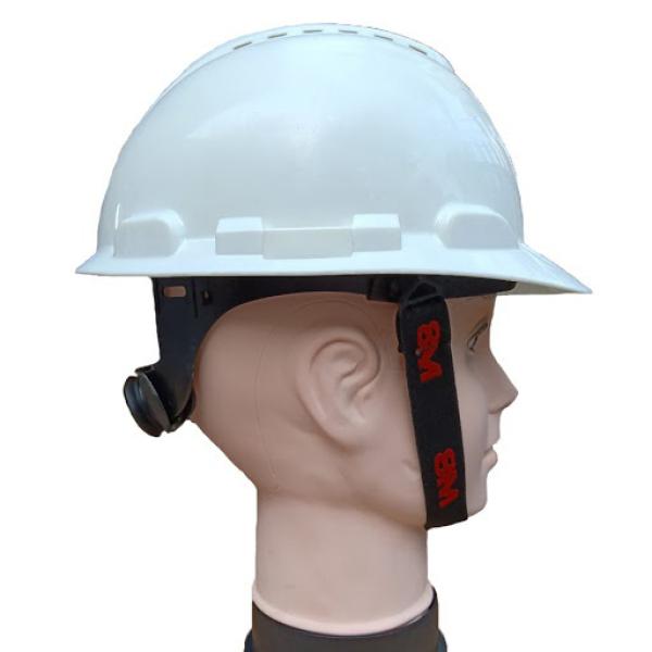 Nón bảo hộ nhựa HDPE siêu cứng - Mũ bảo hộ lao động  chính hãng 3M H701R