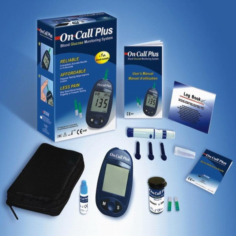 Máy đo đường huyết ON CALL PLUS (Sản xuất tại MỸ)