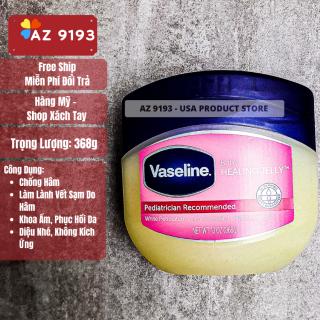[Xách Tay Mỹ] Dưỡng Ẩm Vaseline BABY 368g - Vaseline Jelly Bayby, Gel dưỡng ẩm Vaseline, Vaseline 368g, Vaseline Jelly 368g, Vaseline Baby Jelly 368g, Gel Dưỡng Ẩm Vaseline - AZ9193 thumbnail