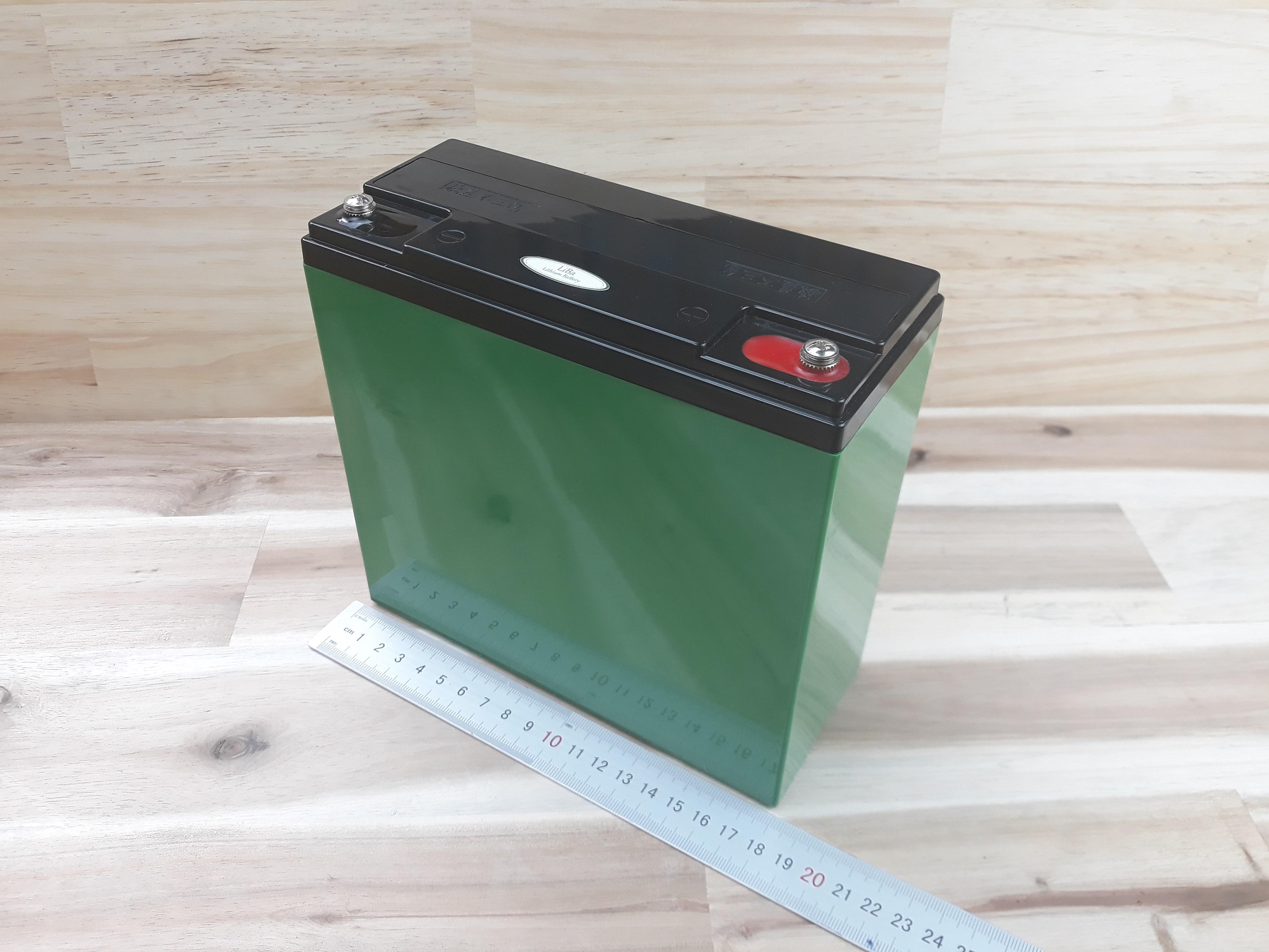 Bình Điện Lithium 12V 30Ah 360W, Cell Pin 32650 _ LiBa