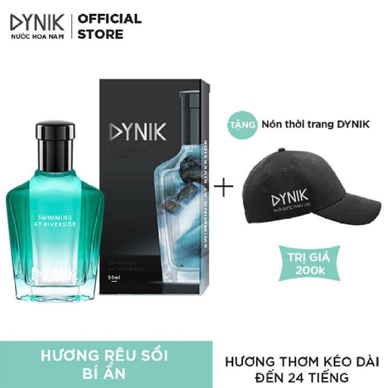 [Tặng Nón Dynik - Phiên bản Limited] Nước Hoa Nam DYNIK Tận Hưởng Suối Mát 50ml cao cấp