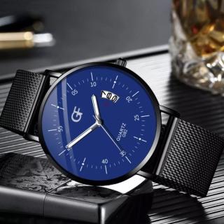 Đồng hồ nam ECONOMICXI đẳng cấp - thiết kế sang trọng có lịch ngày hot năm 2020 thumbnail