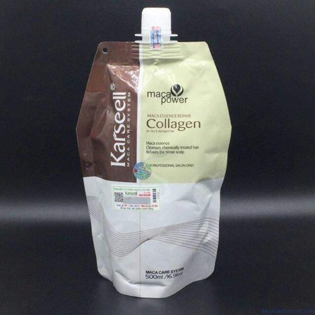 kem ủ hấp tóc Collagen Phục Hồi Tóc Xơ tốt nhất
