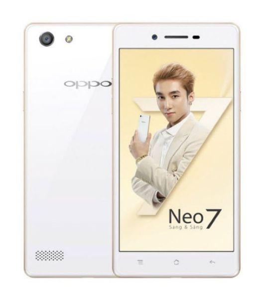 Điện thoại cảm ứng Smartphone Oppo Neo 7 - A33 (2GB/16GB) Wifi - Có Tiếng Việt - 2SIM ( Nano SIM & Micro SIM )