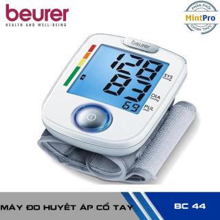 Máy đo huyết áp cổ tay Beurer BC44 thumbnail