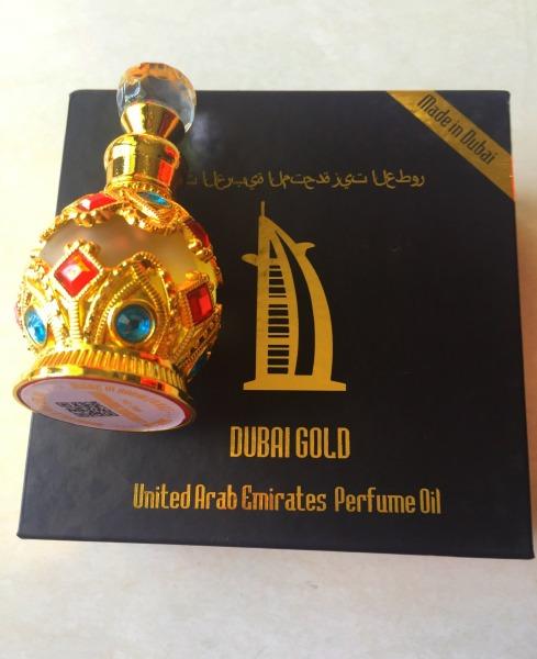 Tinh dầu nước hoa Dubai gold. Chai ngọc 17ml, hộp cứng sang trọng. Nước hoa nam-nữ, hàng chính hãng