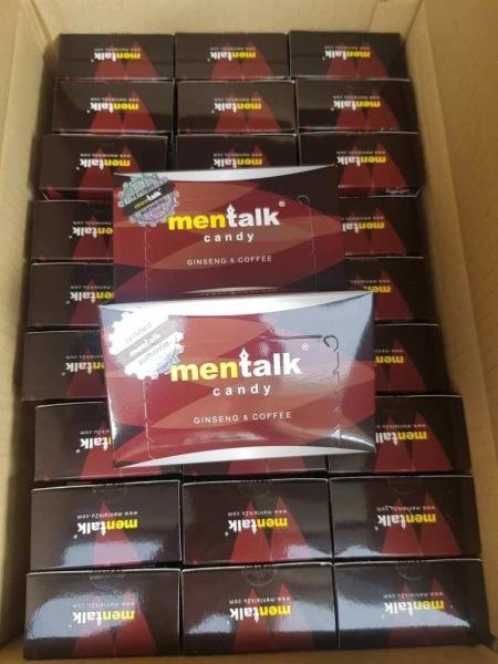Mentalk Candy - Kẹo Sâm Tăng Cường Sức Khỏe - Tác Dụng Sau 1h Sử Dụng Tác Dụng Trong 48h