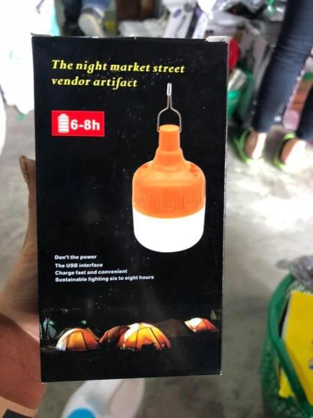 [ Hàng chất lượng ] Bóng đèn LED sạc tích điện, bóng đèn tích điện, đèn sạc, bóng đèn thông minh