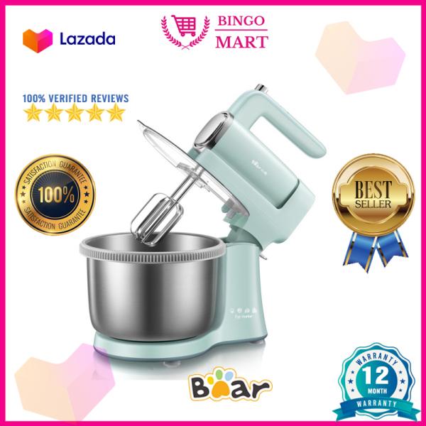 Máy Đánh Trứng Trộn Bột Đa Năng Bear DDQ-B03V1 - BH 1 năm - Bingo Mart