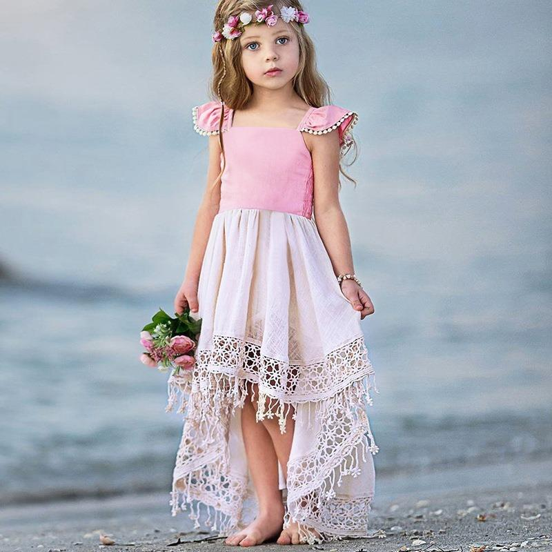 Giá bán Váy tiểu thư cho bé gái - Mã V001