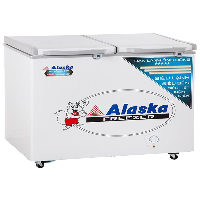 TỦ ĐÔNG MÁT ALASKA FCA-4600C
