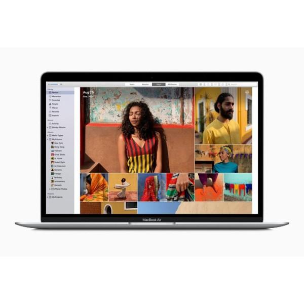 [HCM][Trả góp 0%]Laptop Apple Macbook Air 13 inch 2020 Core i3 Gen10 8GB 256GB SSD - Nhập khẩu chính hãng