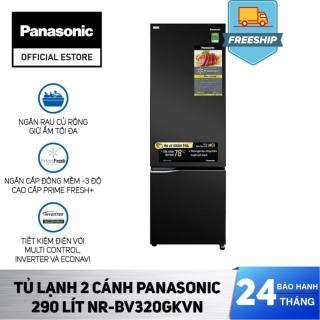 Tủ Lạnh 2 Cánh Panasonic 290 Lít NR-BV320GKVN - Bảo Hành 2 Năm - Hàng Chính Hãng