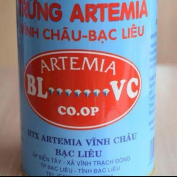 Artemia Vĩnh Châu Bạc Liêu - 10gr  Guppyxanh