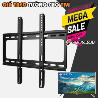 Giá treo Tivi TV, kệ tivi treo tường, khung treo tivi, giá đỡ tivi có 5 loại cỡ 19-37 inch, 32 đến 42 inch, 26 đến 50 Inch, 42 đến 65 inch thumbnail