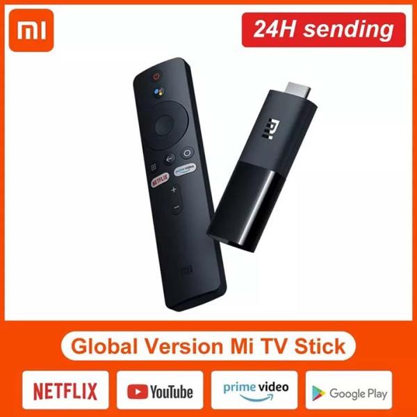 Bảng giá [FREESHIP XTRA ] [Bản Quốc Tế】xiaomi Mi TV Stick Android TV 9.0 Smart 2K HDR 1GB RAM 8GB ROM Bluetooth 4.2 TV Điều Khiển Từ Xa 5G Wifi Google Assistant Android TV Box S Smart TV Box - Mistore Việt Nam