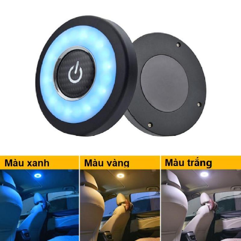 Đèn led gắn trần ô tô, phòng khách, bếp công suất 4W, tích hợp đèn 3 màu Y-978
