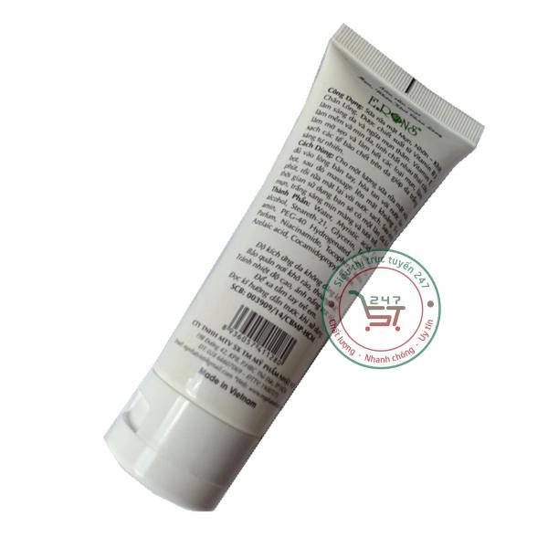 Sữa rửa mặt ngừa mụn - Nhờn - Se khít lỗ chân lông Erons 70g (Trắng) Siêu thị trực tuyến 247 cao cấp