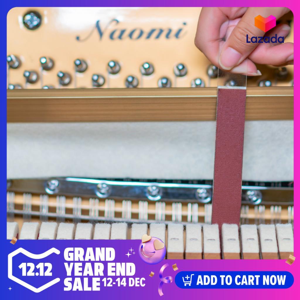 Giá Cực Tốt Khi Mua Kowaku 5 Chiếc Đàn Piano Tunning Búa Giấy Nhám Tập Tin Kẹp Đàn Piano Bảo Dưỡng Nhựa Dụng Cụ