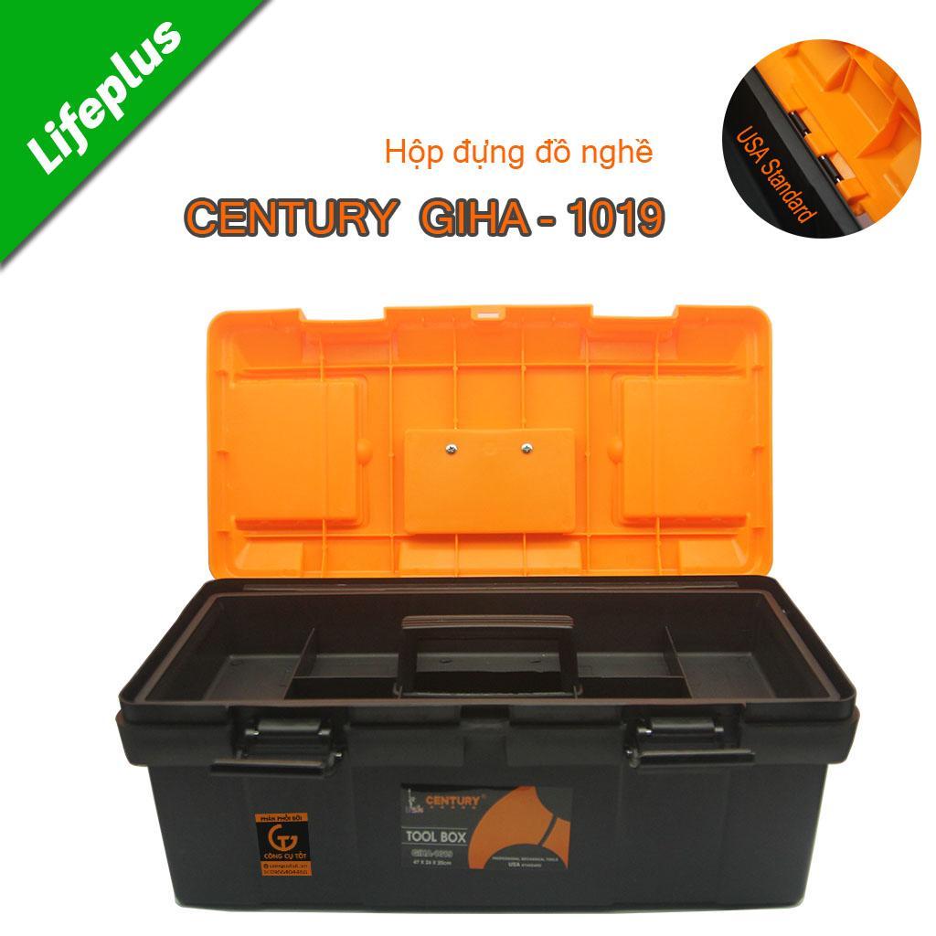 Thùng đựng đồ nghề Century Giha- 1019